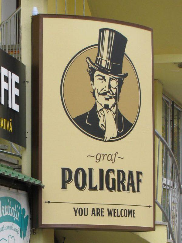 Graf POLIGRAF